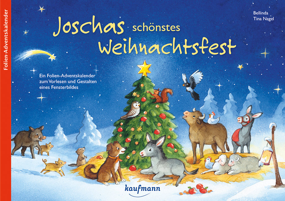 joschas sch nstes weihnachtsfest kaufmann verlag. Black Bedroom Furniture Sets. Home Design Ideas