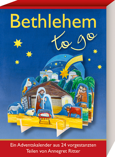 bethlehem to go kaufmann verlag. Black Bedroom Furniture Sets. Home Design Ideas