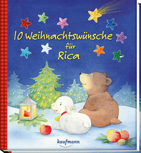 10 Weihnachtswünsche für Rica - Kaufmann Verlag