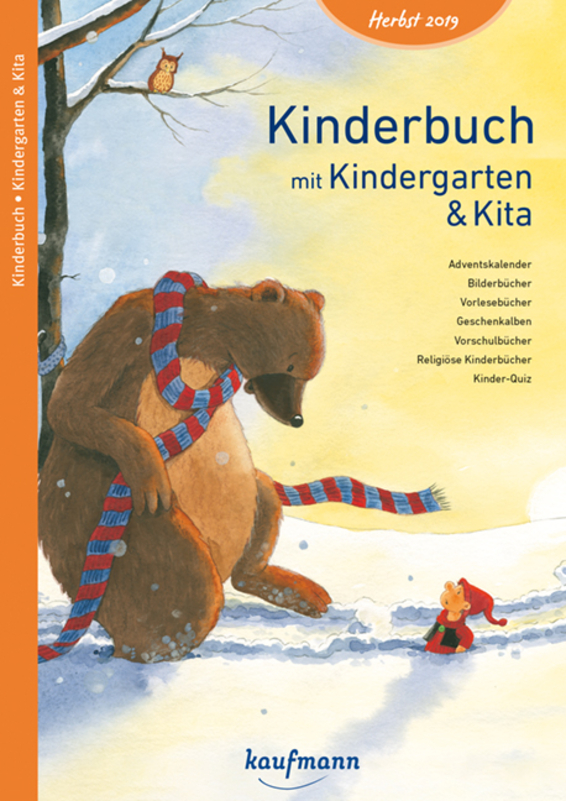 Weihnachtskalender 2019 Für Kinder.Vorschauen Und Prospekte Zum Download Kaufmann Verlag
